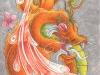 dragon-colored